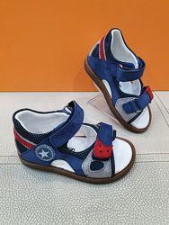 Кожаные сандали K. Pafi 21-25р 2034