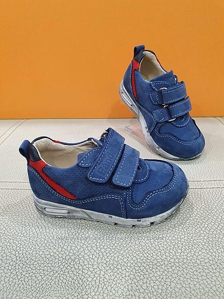 Кожаные кроссовки Panda 21-25р 1081B
