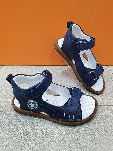 Кожаные сандали K. Pafi 26-30р 180