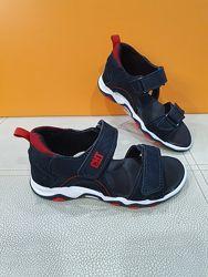 Кожаные сандали Santegros 28-36р П6