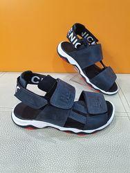 Кожаные сандали Santegros 28-39р П47