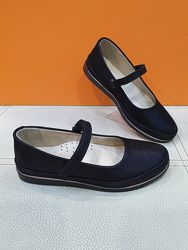 Кожаные туфли K. Ppafi 31-36р 800-159