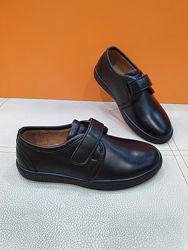 Кожаные туфли KangFu 28-32р C1663