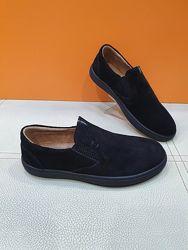 Кожаные туфли KangFu 28-32р C1662-H