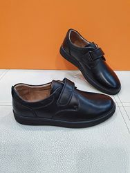 Кожаные туфли KangFu 31-36р C1656