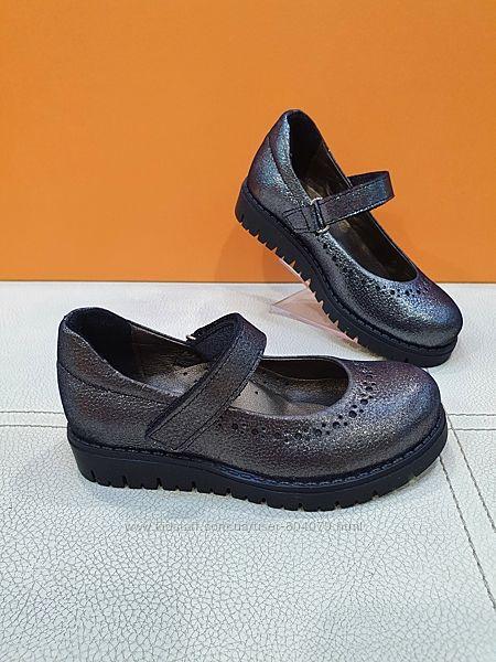 Кожаные туфли BeyBu 26-30р 2020