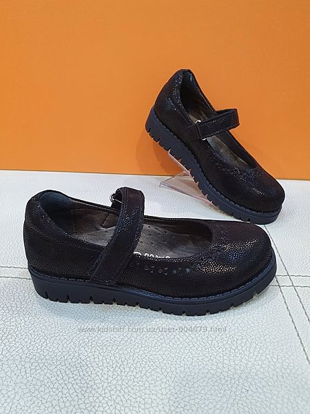Кожаные туфли BeyBu 26-30р 2035