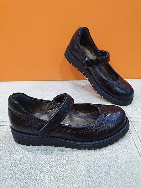 Кожаные туфли BeyBu 31-36р 2010
