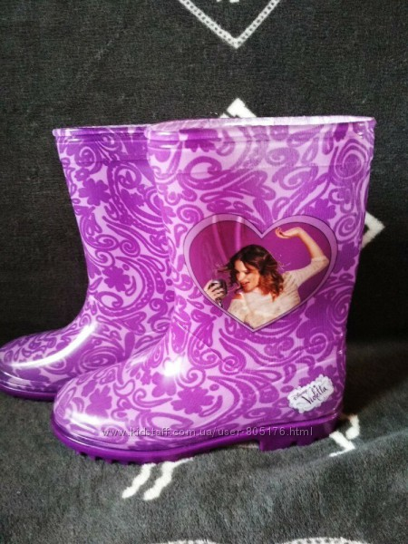 Сапожки Disney Violetta 35р