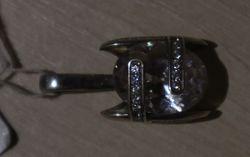 Новый кулон серебро, проба 925 , вес 7,51 грамма