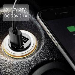 Dual USB для прикуривателя в ваш автомобиль