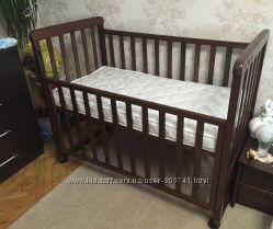 Детская кроватка Соня ЛД-12 ТМ Верес