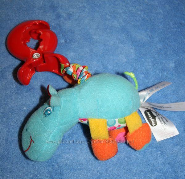 Дешево новая развивающая игрушка подвеска Тайни лав Tiny Love Израиль