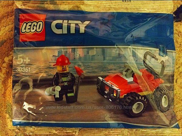Лего сити lego city набор оригинальный дешево для мальчика 30361