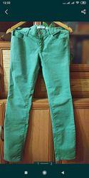 Дешево фирменные джинсы Colin&acutes на худенькую девочку подростка