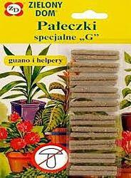 Удобрительные палочки Zielony Dom и Чистый лист