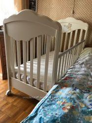 Кровать детская BabyItaly с матрасом из латекса