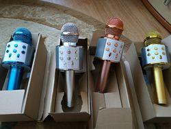 Беспроводной микрофон караоке . Супер цена