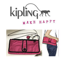 Kipling клатч косметичка органайзер