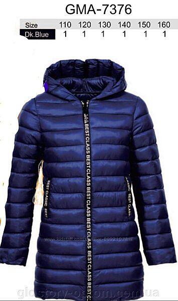 Куртка для девочки, Glo-Story, 110-160 рр. , арт. GMA-7376