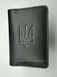 Обложка для паспорта  с Гербом Украины