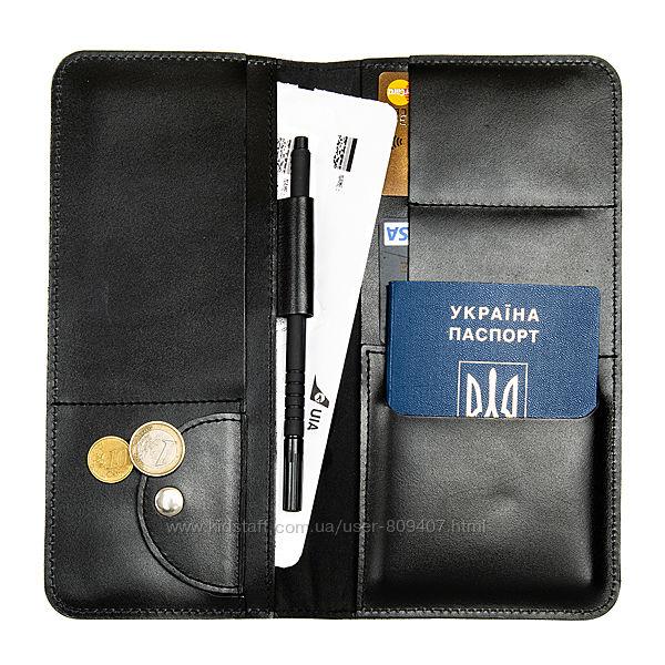 Тревел-кейс з RFID захистом Locker Travel Black