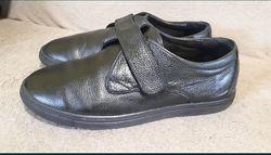 Туфли кожаные Mida