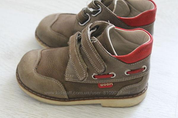 Стильные туфли Woopy