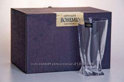 Стаканы Bohemia . Богемское стекло