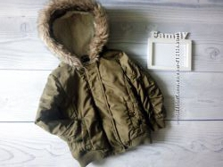 Куртка курточка бомбер Next 1. 5-2 года