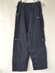 брюки Nike спортивные ветртовка мальчику 12-13 лет