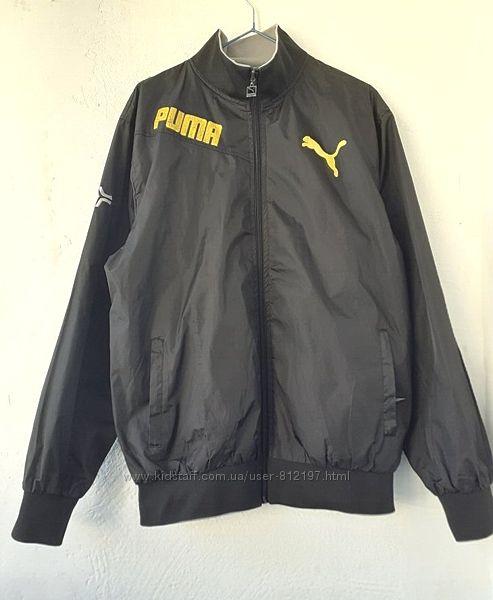 куртка ветровка двухсторонняя PUMA р. М