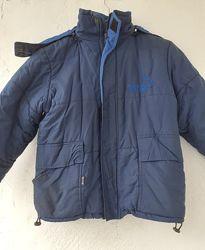 куртка зима 8 лет