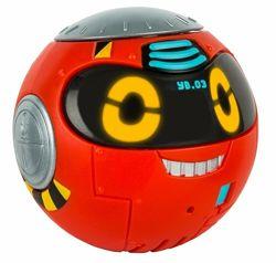 Интерактивная игрушка-робот Really Rad Robots Yakbot YB-03 Red .