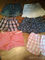 Пакет одежды для девочки 3-5 лет