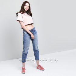 Идеальные женские джинсы от Gina Tricot. Размер указан европейский 40, буд