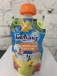 Фруктовые пюре , фруктовое пюре Беларусь