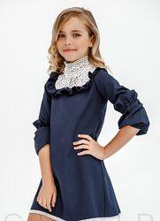 Платья школьные для девочек на рост от 116-170. В наличии.
