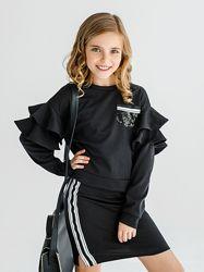 Школьные брюки, шорты, комбинезоны, костюмы девочкам на рост от 116-158
