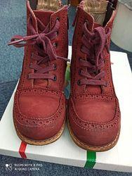 Демисезонные ботинки WOOPY, 32 р
