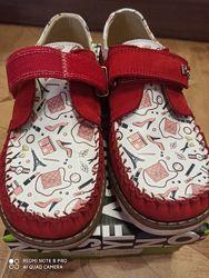 Новые туфли, Woopy р.33