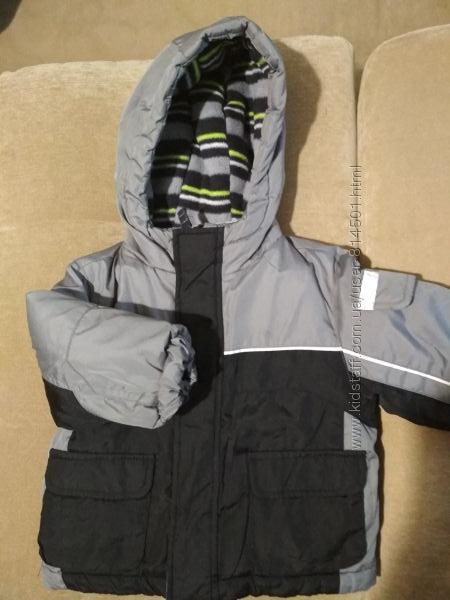 Курточка Деми 3 в 1 на 12 месяцев