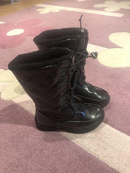 Тепленькі зимові чобітки Tundra, 13 розмір