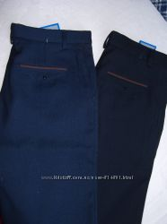 Брюки узкие джинсового типа