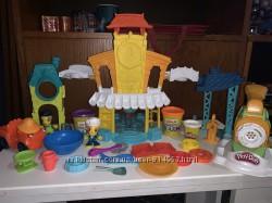 Play-Doh набор Город главная улица, мясорубка