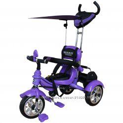 Велосипед дитячий триколісний Mars Trike з надувними колесами