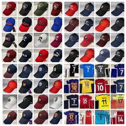 Бейсболки футбольных клубов, сборных, марок авто и другие. 100 коттон.