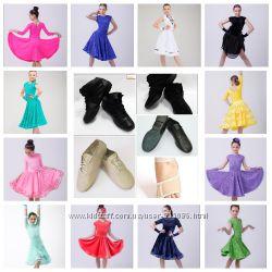 Танцевальная одежда для тренировок и выступлений. Рейтинговые платья, трико