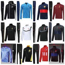Спортивные костюмы футбольных клубов Европы.