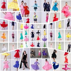 Купальник, лосины, бейсик, балетки, чешки, платья латина, сарафаны стандарт